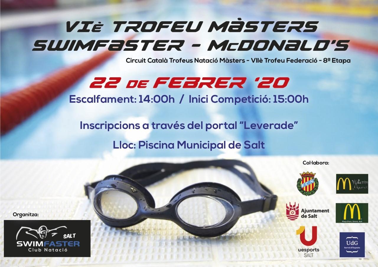 Trofeu Màsters Swimfaster - McDonald's